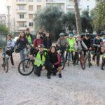 Sortie vélo à Carqueiranne